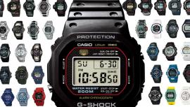 Īsa, pirmo vietu pilna vēsture Šādi gāja laiks kopā ar rokas pulksteņiem Casio G-Shock