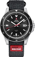 SWISS MILITARY BY CHRONO SM34082.04.R